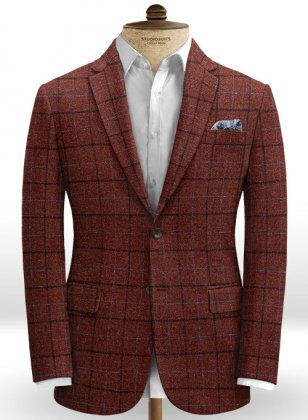 Italian Tweed Peroni Jacket