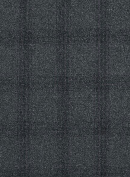 Reda Pied Gray Wool Suit