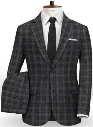Italian Tweed Opa Suit