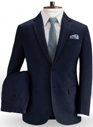 Italian Cotton Linen Warpo Suit
