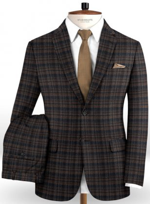 Italian Wool Priore Suit
