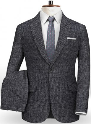 Italian Tweed Obo Suit