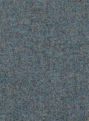 French Blue Tweed Suit