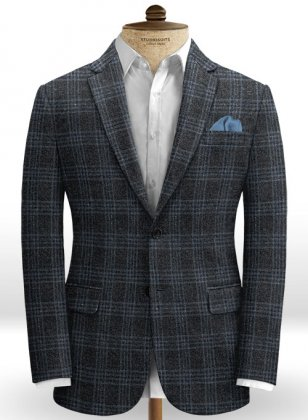 Italian Tweed Briko Jacket