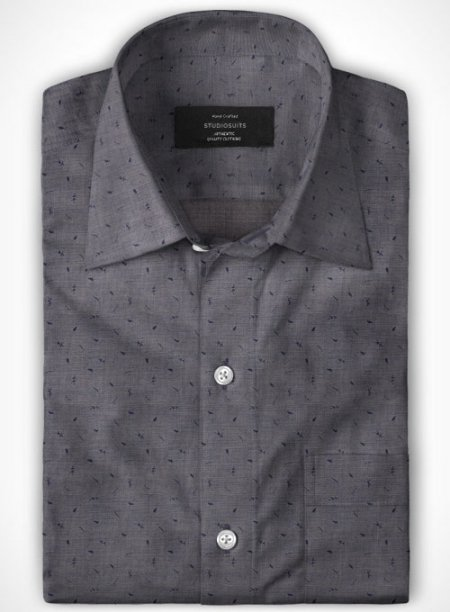 Cotton Linen Caria Shirt