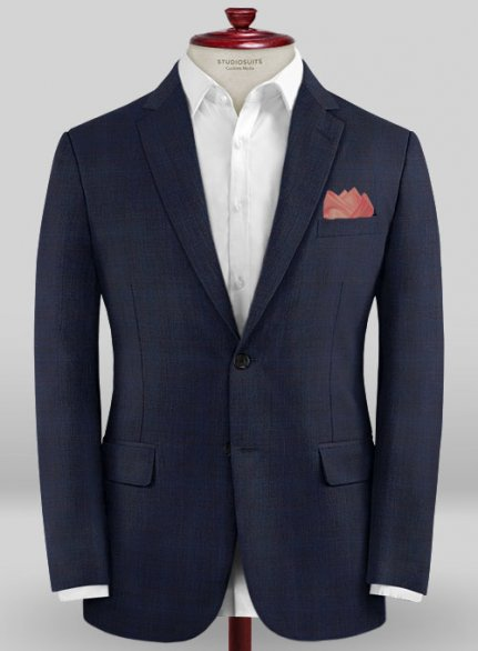 Caccioppoli Sun Dream Artado Blue Jacket