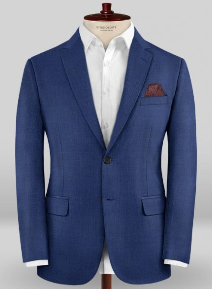 Caccioppoli Sun Dream Diano Royal Blue Jacket