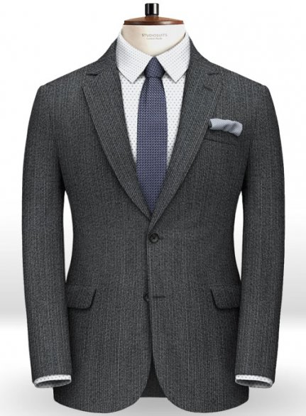 Italian Wool Gano Jacket