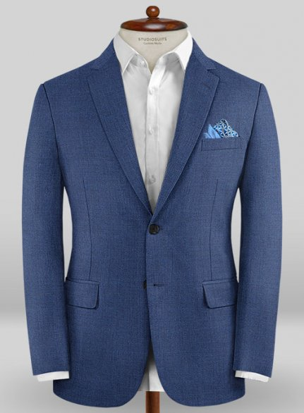 Caccioppoli Sun Dream Papina Casa Blue Jacket