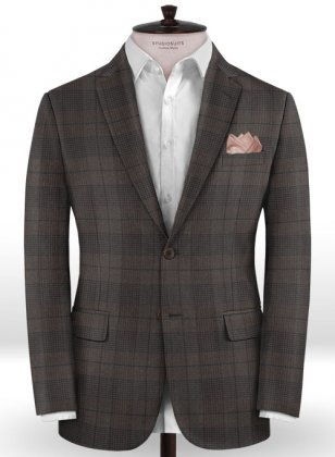 Italian Wool Vagra Jacket
