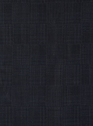 Italian Wool Linen Blue Black Jacket