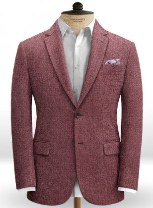 Italian Tweed Guglielmo Jacket