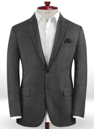 Caccioppoli Dapper Dandy Gloris Gray Jacket
