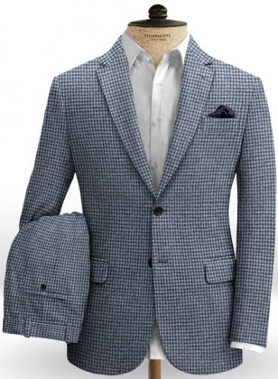 Italian Tweed Cecilio Suit