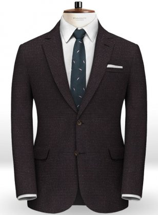 Italian Tweed Kawa Jacket