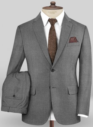 Caccioppoli Sun Dream Fenti Gray Suit