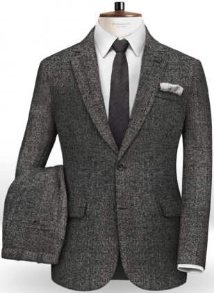 Italian Tweed Aloo Suit
