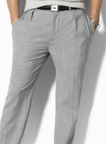 Terry Rayon Classic Pants - Pre Set Sizes - Quick Order
