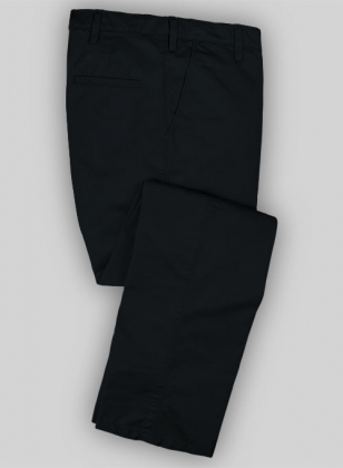 Washed Heavy Navy Chinos