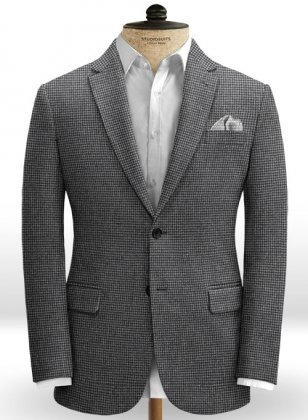 Italian Tweed Diedi Jacket