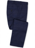 Prince Wool Blue Pants