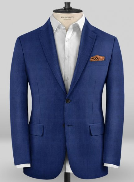 Caccioppoli Sun Dream Calito Blue Jacket
