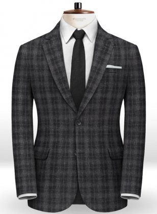 Italian Tweed Opa Jacket