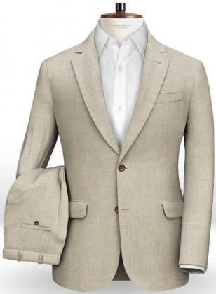 Italian Meadow Linen Suit