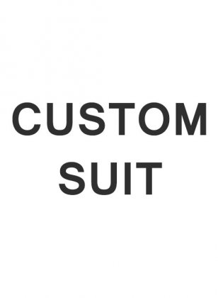 Design Your Own Suit