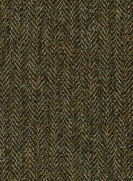 Harris Tweed Ridge Brown Herringbone Jacket