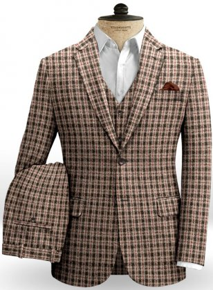 Dorset Checks Tweed Suit