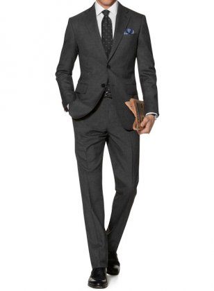 Lanificio F.lli Cerruti Dal Wool Suits