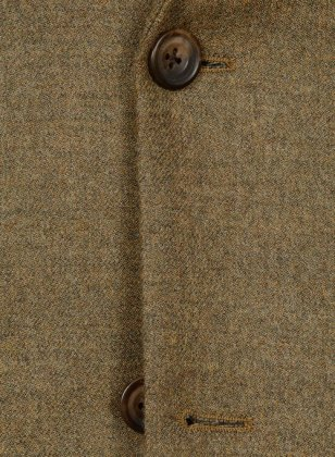Light Weight Rust Brown Tweed Suit