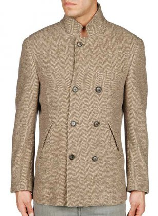 Milano Style Tweed Sports Coat