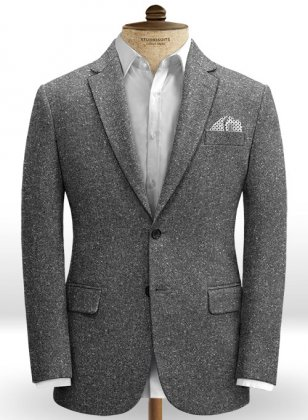 Italian Tweed Sata Jacket