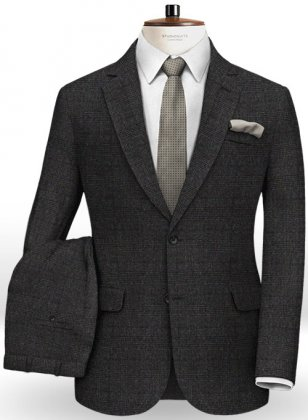 Italian Tweed Vinco Suit