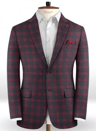 Italian Wool Cashmere Ines Jacket