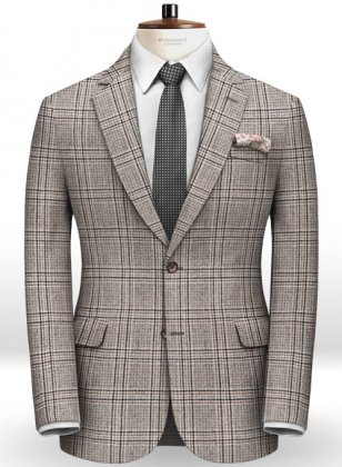 Italian Tweed Oddo Jacket
