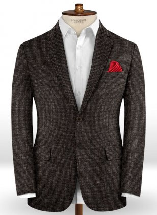 Italian Wool Dicco Jacket