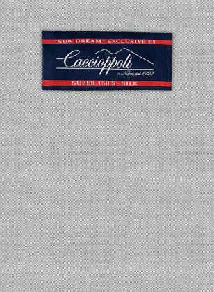 Caccioppoli Sun Dream Anzola Light Gray Pants