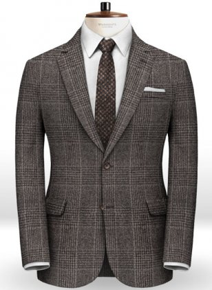Italian Tweed Raggo Jacket