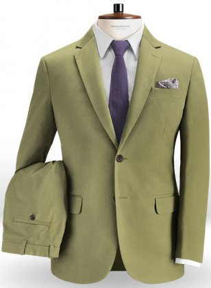 Italian Cotton Rono Suit