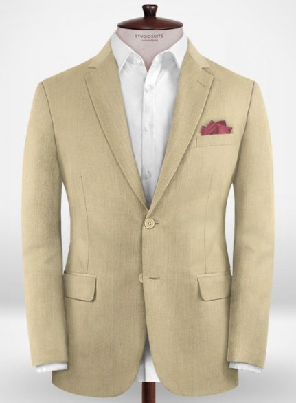 Zegna Traveller Khaki Wool Jacket