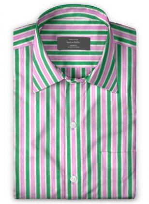 Italian Cotton Praco Shirt