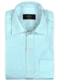Filafil Poplene Light Blue Shirt