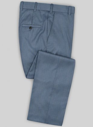 Caccioppoli Sun Dream Risca Blue Pants