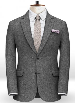 Italian Tweed Cento Jacket