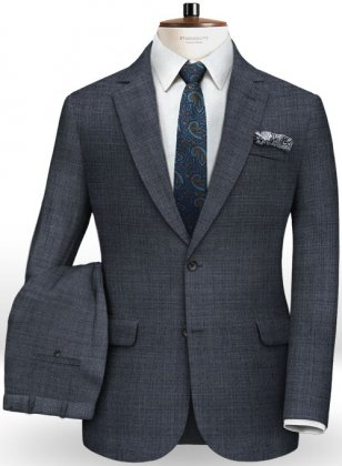 Italian Wool Lavo Suit