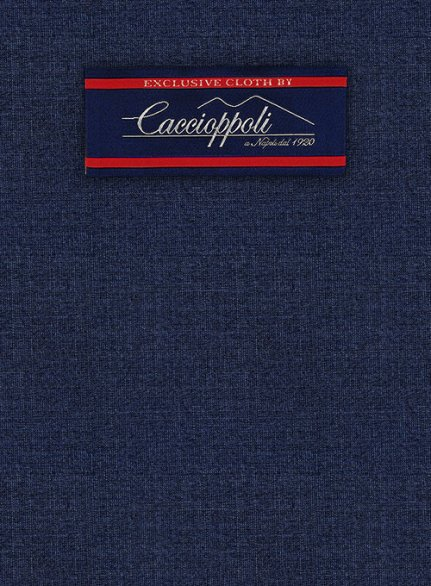 Caccioppoli Wool Stretch Istori Suit