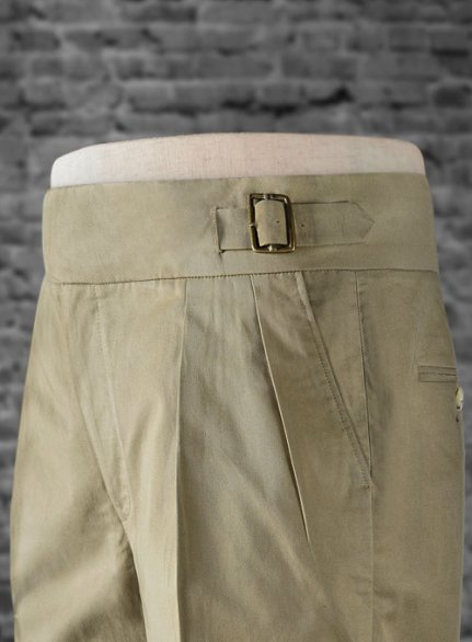 Gurkha Cotton Trousers
